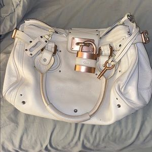 Chloe handbag & wallet